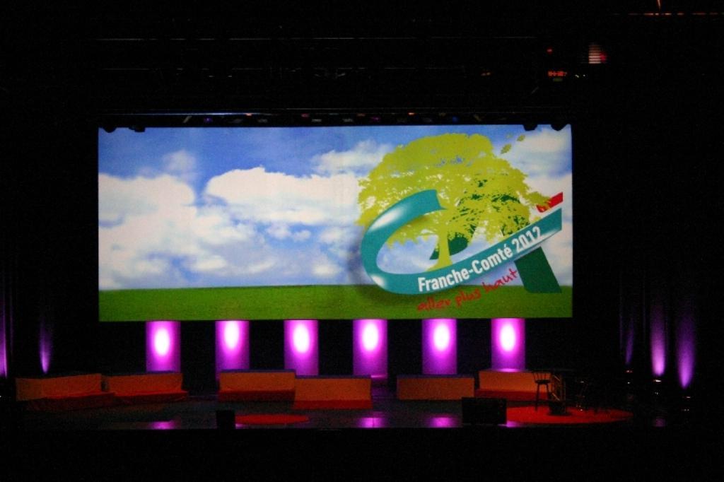 Convention interne du Crédit Agricole de Franche-Comté 1