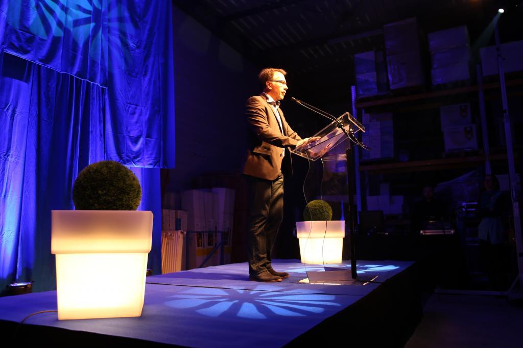 Inauguration de Loon Piscines & Spas - Discours