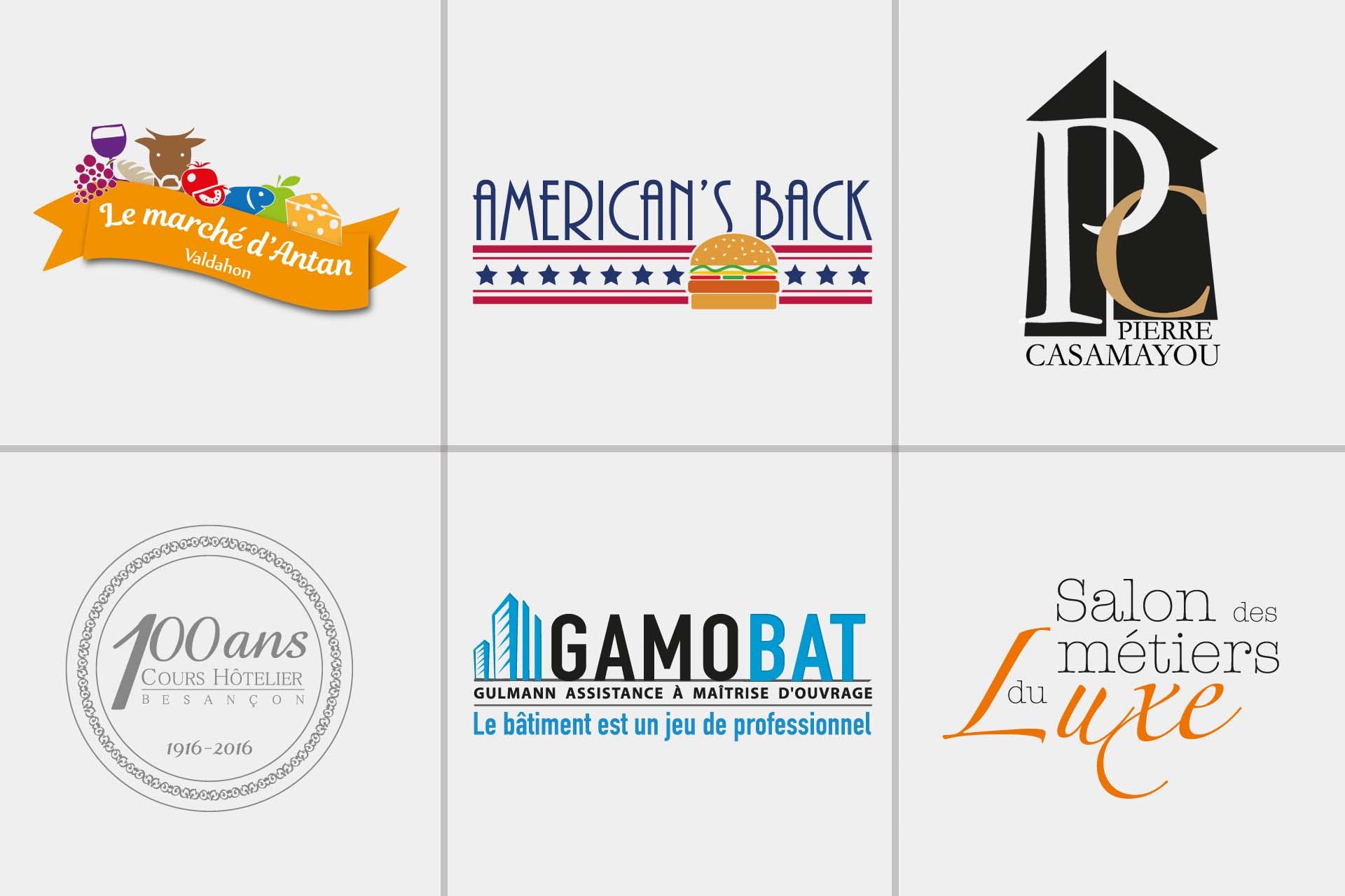 Logos by Jonathan Événements