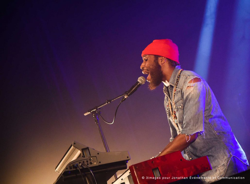 10ème anniversaire Wall Street English - Cory Henry & the Apostles